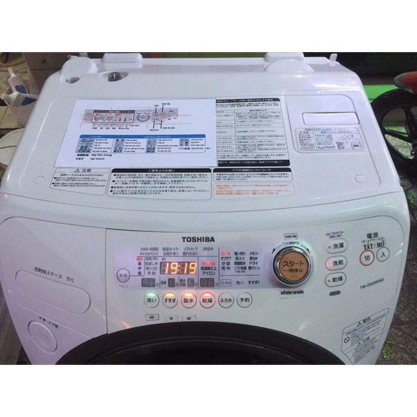 Máy giặt TOSHIBA TW-G500L G510L G520L G530L