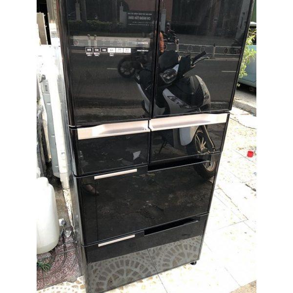 Tủ lạnh nội địa mặt gương HITACHI R-B5200