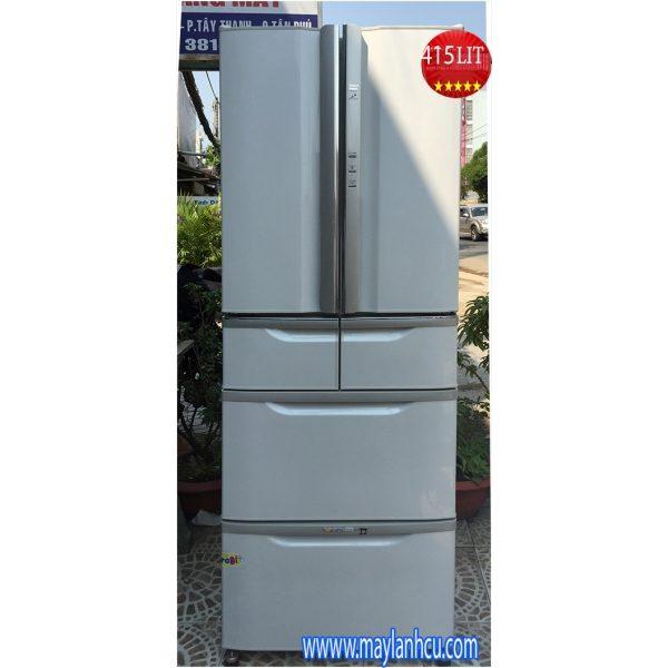 Tủ lạnh nội địa nhật 6 cánh cửa R-SF42VM