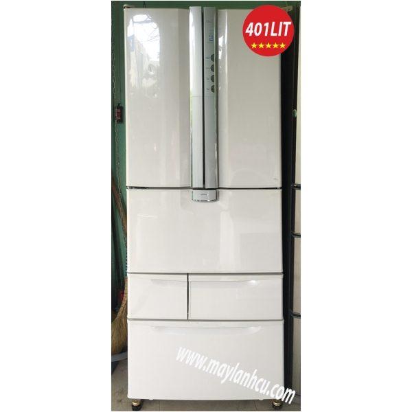 Tủ lạnh nội địa nhật vip Hitachi R-KF40RPAM