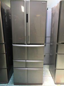 Tủ lạnh nội địa NHẬT TOSHIBA GR-D43N 427LIT - 5 cửa -