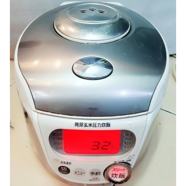 Nồi cơm điện nội địa nhật Sanyo ECJ-CH10 1 lít