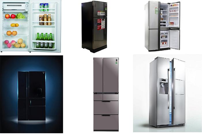Uy tín thương hiệu tủ lạnh Nhật