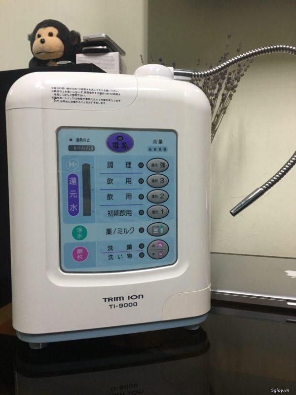Trim Ion TI-8000