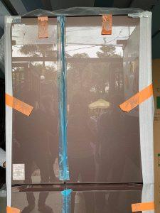 Tủ lạnh nội địa TOSHIBA  mặt gương GR-F51FXV