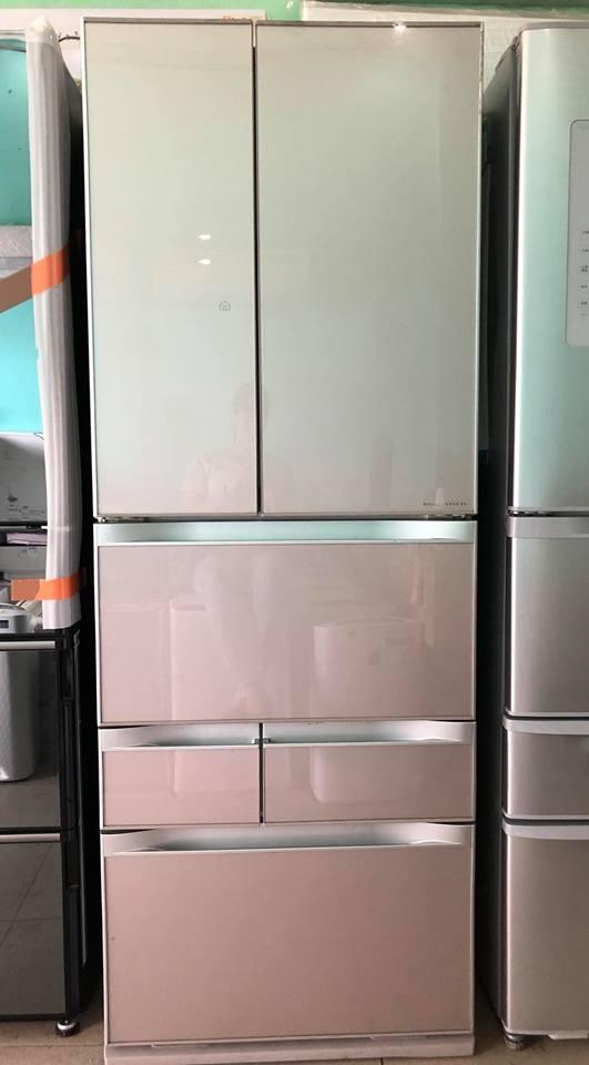 Tủ Lạnh Nội Địa Cao Cấp TOSHIBA GR-G56FXV nhật bãi