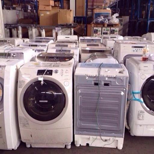 Bán máy giặt nội địa nhật bản hàng bãi cũ giá rẻ mới 95% có sấy block vip cao cấp