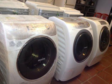 Máy giặt nội địa bãi nhật panasonic, toshiba, national, sharp, hitachi, sanyo
