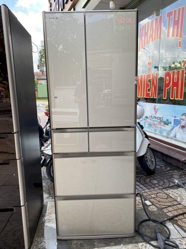 Tủ lạnh nội địa nhật HITACHI R-G4800E